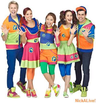 NickALive!: Nick Jr  Australia And New Zealand Debut New Preschool