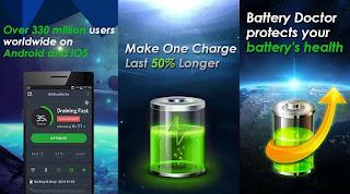 Aplikasi android penghemat baterai terbaik
