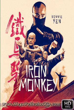 El Mono De Hierro 1080p Latino