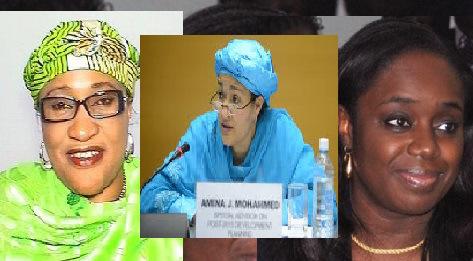 women buhari cabinet