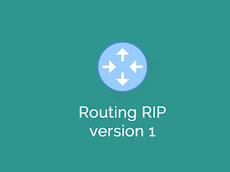 Menggunakan Routing RIP - Packet Tracer