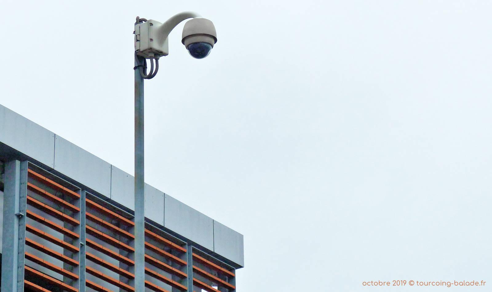 Vidéosurveillance Tourcoing - École Nationale des Douanes.