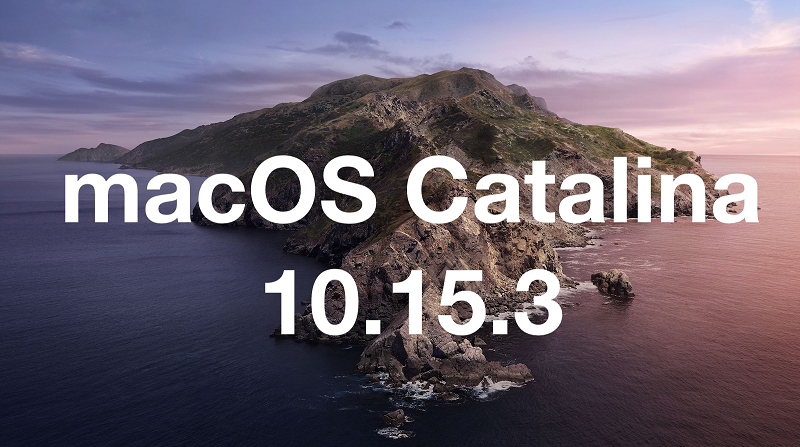 Download Mac OS Catalina 10.15.3 DMG Final Installer