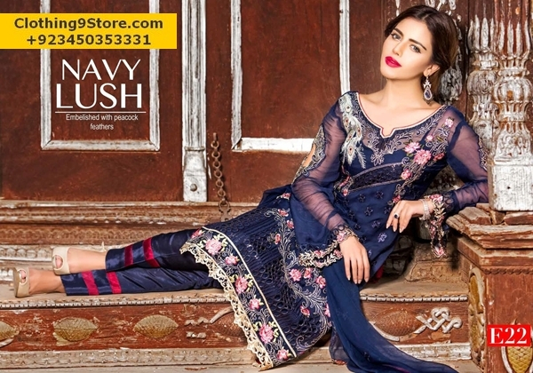 Maryams Empreus vol-3 Wholesale Original Chiffon Collection