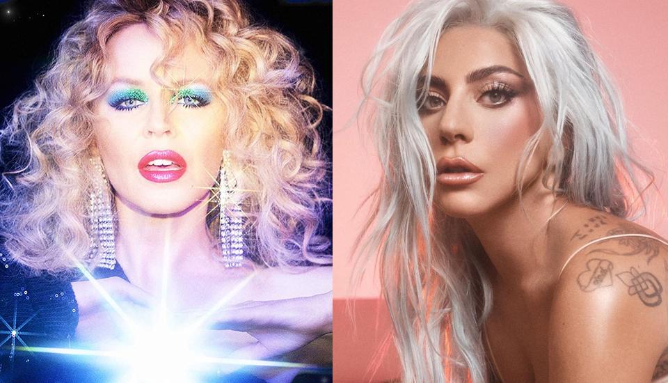 Kylie Minogue demuestra su deseo de colaborar con Lady Gaga