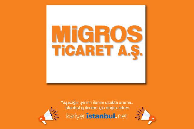 İstanbul Migros iş ilanları kariyeristanbul.net'te! Migros çok sayıda reyon görevlisi, kasiyer, kasap, kozmetik uzmanı, güvenlik personeli alımı yapacak.