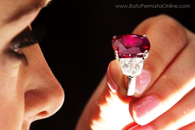 Batu Ruby Termahal di Dunia