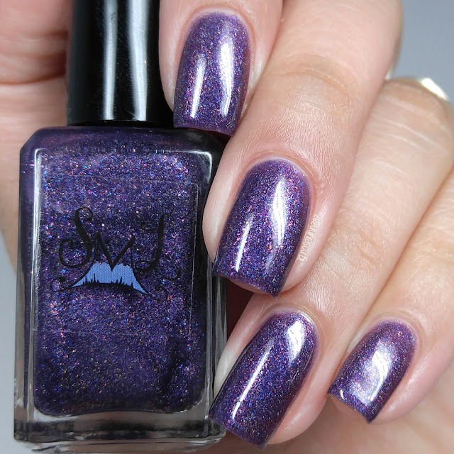 Smokey Mountain Lacquer - Wildest Dreams