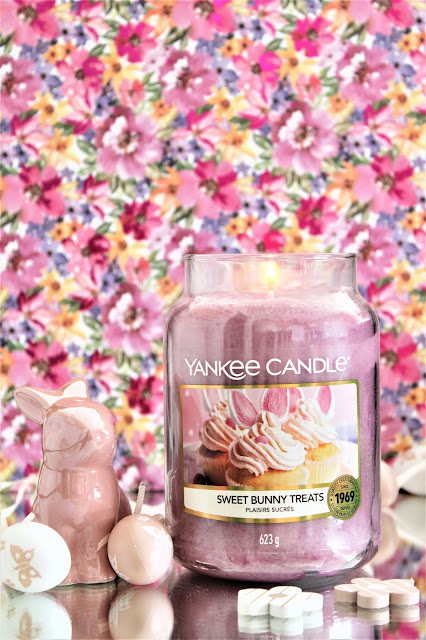 Plaisirs Sucrés Yankee Candle avis, yankee candle sweet bunny treats, yankee candle easter, bougie parfumée yankee candle, yankee candle france, sweet bunny treats yankee candle avis, plaisirs sucrés yankee candle, new yankee candle, avis bougie yankee candle