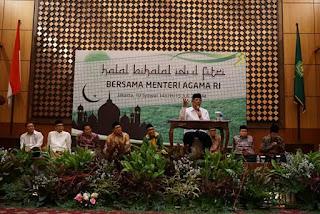 KH. Hasyim Muzadi: Idul Fitri Untuk Meningkatkan Kualitas Kemanusiaan