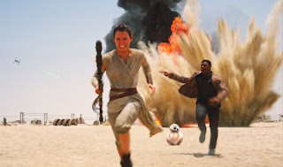'Star Wars' again and again