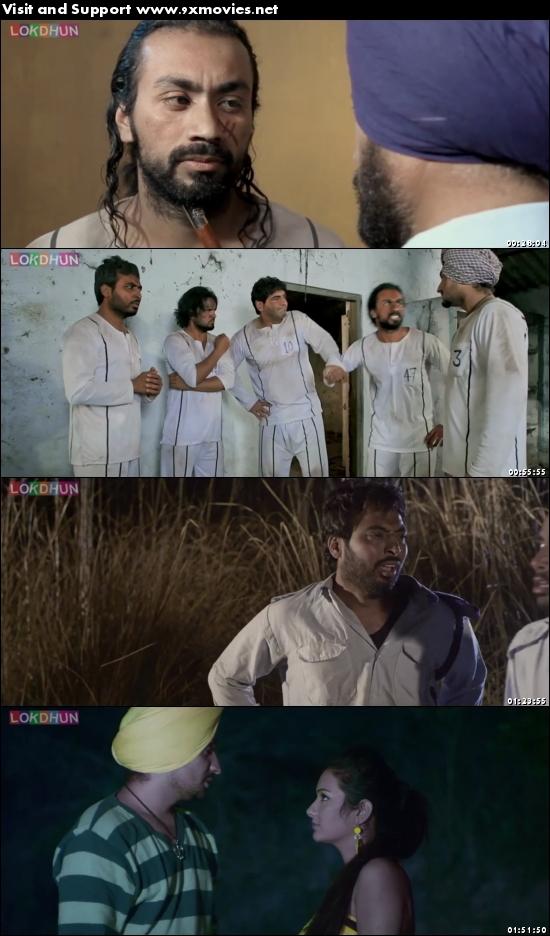 Jugni - Hath Kise Na Auni 2017 Punjabi 720p HDRip