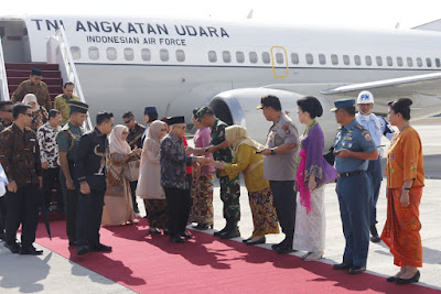 Buka Konferensi IPOC di Nusa Dua Bali, Wapres RI Senantiasa Mendapatkan Pam VVIP Sesuai Protap