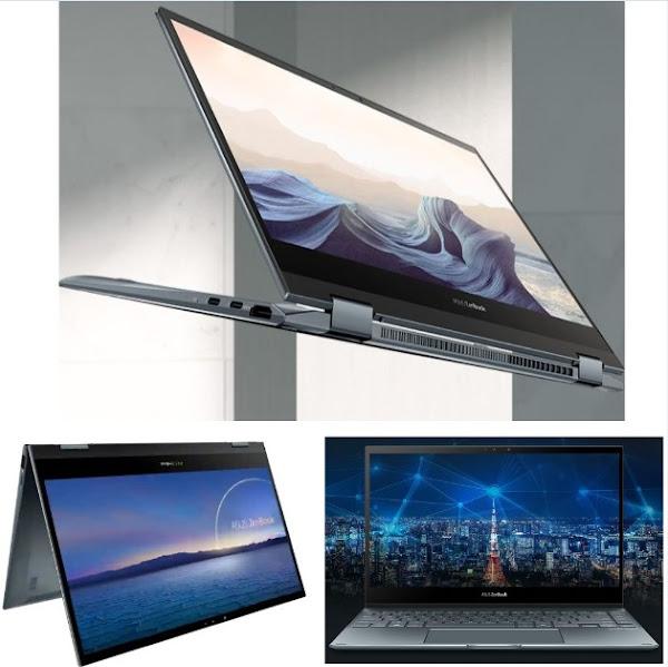 ASUS ZenBook Flip 13 Laptop – Specs: Windows 10 Home/Pro, 13.3Inch FHD Touchscreen, Intel® Core™ i5/i7, 1TB/16GB Memory
