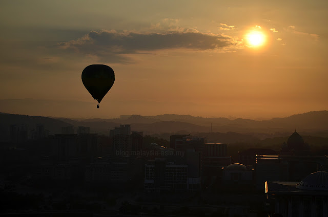 Hot Air Balloon Rides in Malaysia