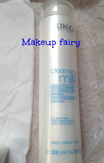 kiko_cleansing_milk_review