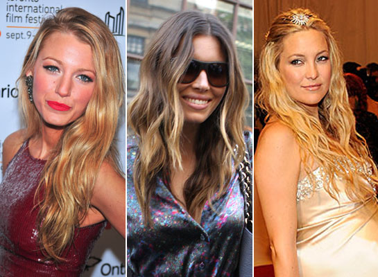 How to Get Hair Like a Celebrity