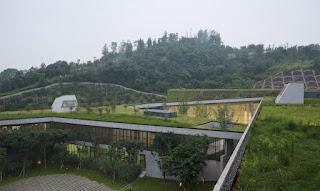 Green architecture, Chongqing, China