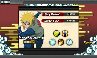 Cara Membuka Hardcore Mode Naruto Senki Tanpa MOD (Semua Versi)