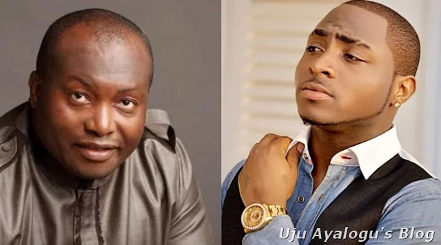 What billionaire Ifeanyi Ubah was caught doing with Davido is unbelievable (photos)
