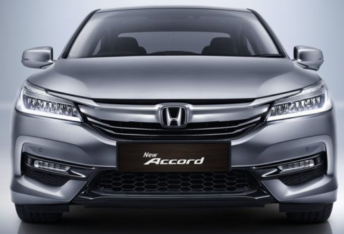 Honda New Accord