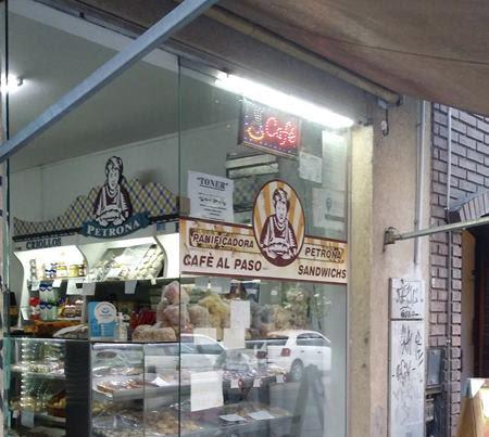 Panaderia Petrona