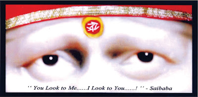 Shirdi Sai Baba Eyes - IndiaProperty365.com