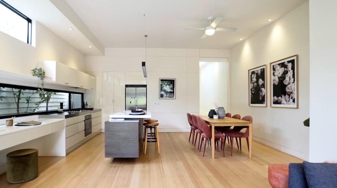 23 Interior Design Photos vs. 39 Hill St, Hawthorn, Vic, Australia Home Tour