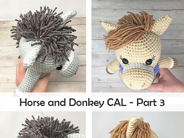 Horse and Donkey CAL Part 3