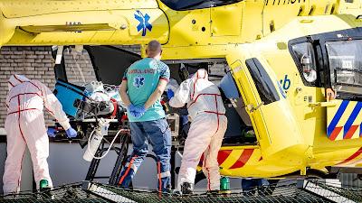 اصابات كورونا في هولندا تواصل الارتفاع