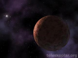 başka yıldız sisteminden gelen gezegen tespit edildi!