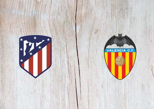 Atletico Madrid vs Valencia -Highlights 24 January 2021