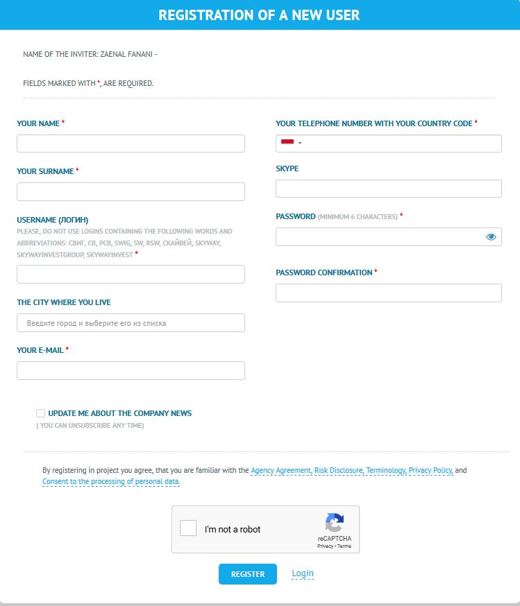 cryptounit,indonesia,cara daftar,token keamanan, CRU
