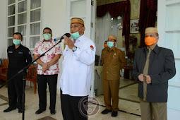 Rusli Habibie Ungkap Gorontalo Siap Terapkan New Normal Tahap  Pertama