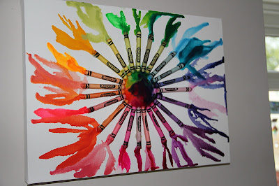 bonfire craft ideas randomnest more crayon 1152