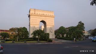 Arche de Triomphe surabaya