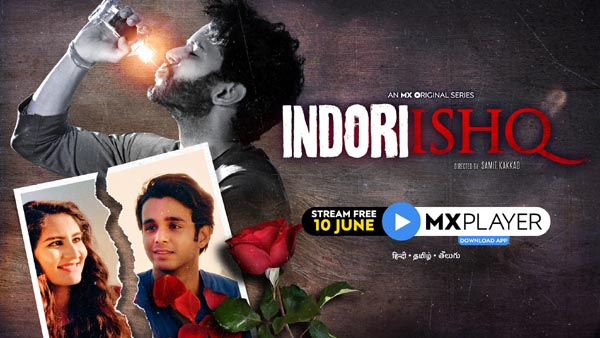 Poster of show Indori Ishq