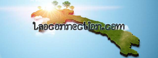 Laoconnection.com country image with Lao/Eng text