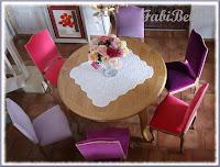 DIY : Relooking des chaises Régence