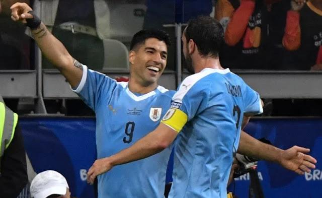 Uruguay vs Japan