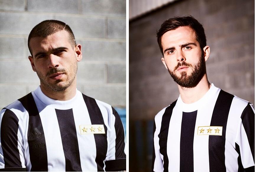 Juventus, col Benevento maglia speciale per i 120 anni di storia