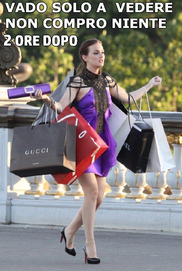Frasi Divertenti Barzellette Sullo Shopping E Saldi