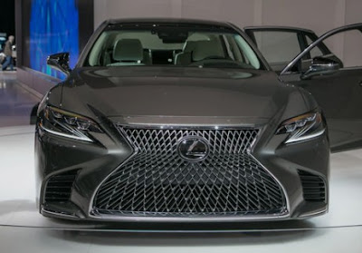 2018 Lexus LS Saloon Review