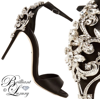 Brilliant Luxury ♦ feminine evening wear ~ heels part I