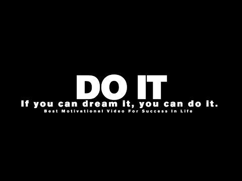 Best Motivational Speech Ever
