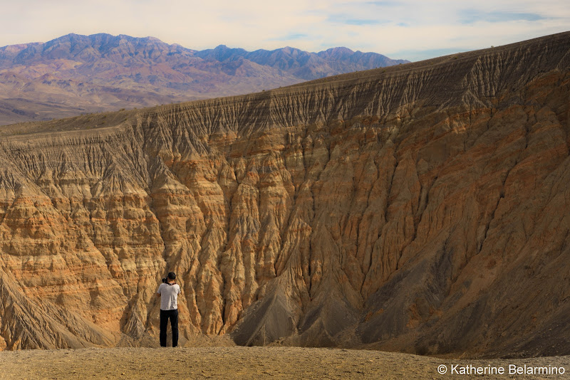 Ubehebe Crater Death Valley Road Trip Itinerary