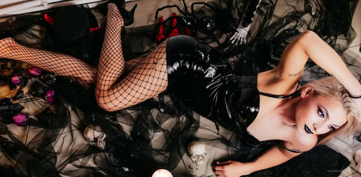 KhalessiGrifeen Model GlamourCams