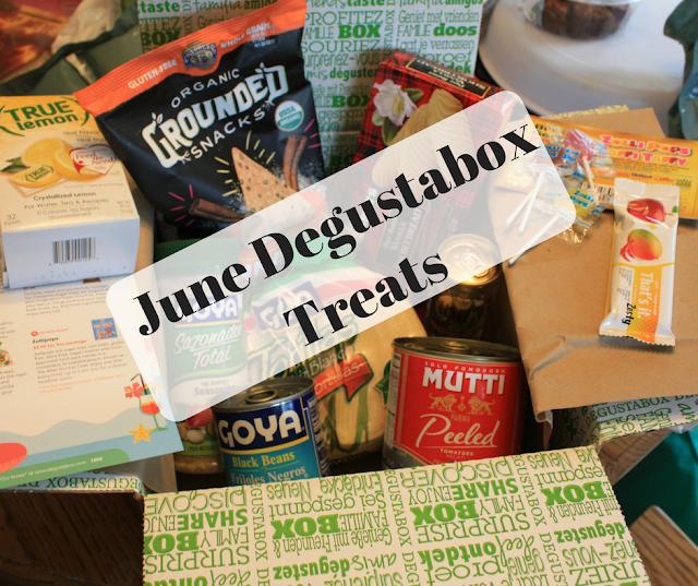 June Degustabox Goodies