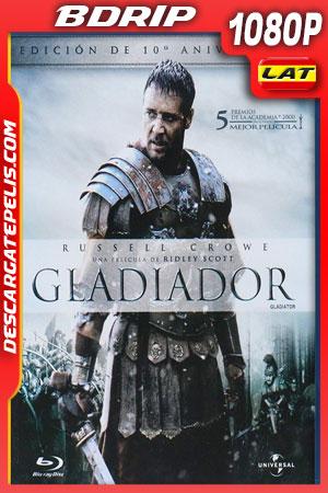 Gladiador (2000) 1080p BDrip Latino – Ingles