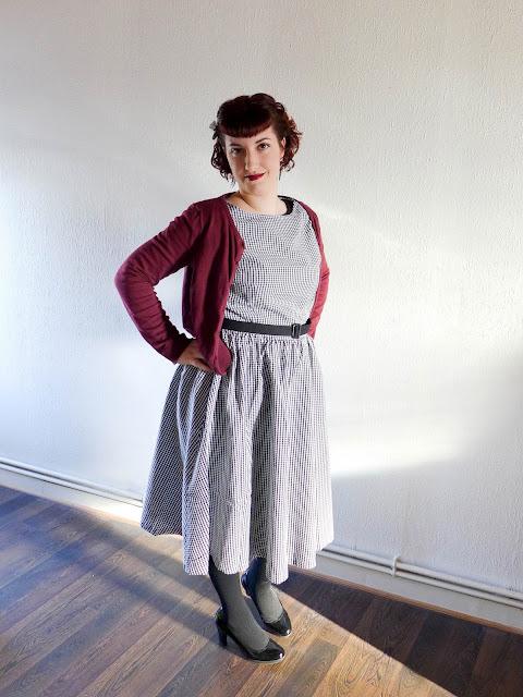 robe audrey lindybop